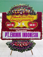 toko bunga papan wedding congratulations