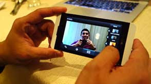 mobile live streaming rajshivendra
