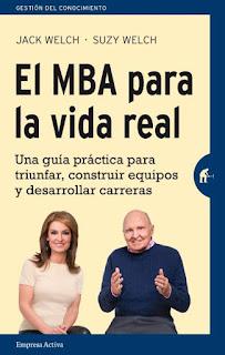 Jack Welch - MBA para la vida real