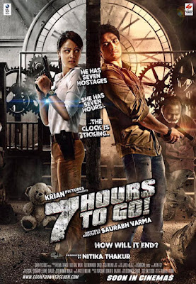 7 Hours To Go 2016 Hindi pDVDRip 700mb, bollywood movie hindi movie 7 Hours To Go dvdrip hdrip webrip dvdscr 700mb free download or watch online at world4ufree.pw