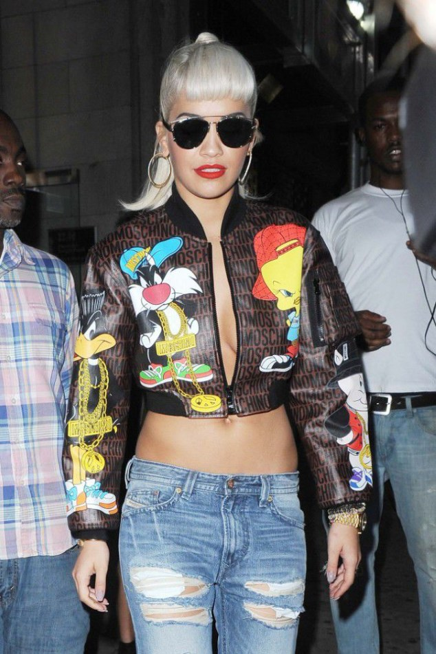 Rita Ora, Fashion Week, news, Celebrity Style