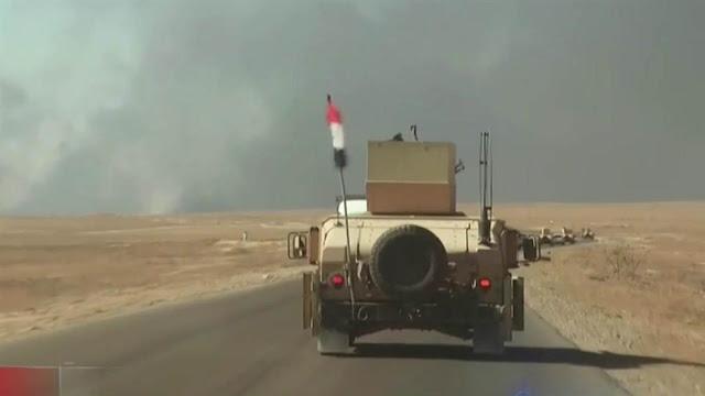 Até 100 mil iraquianos podem se deslocar para Síria e Turquia para fugir do ataque militar do governo do Iraque contra o Estado Islâmico em Mosul, no norte do Iraque