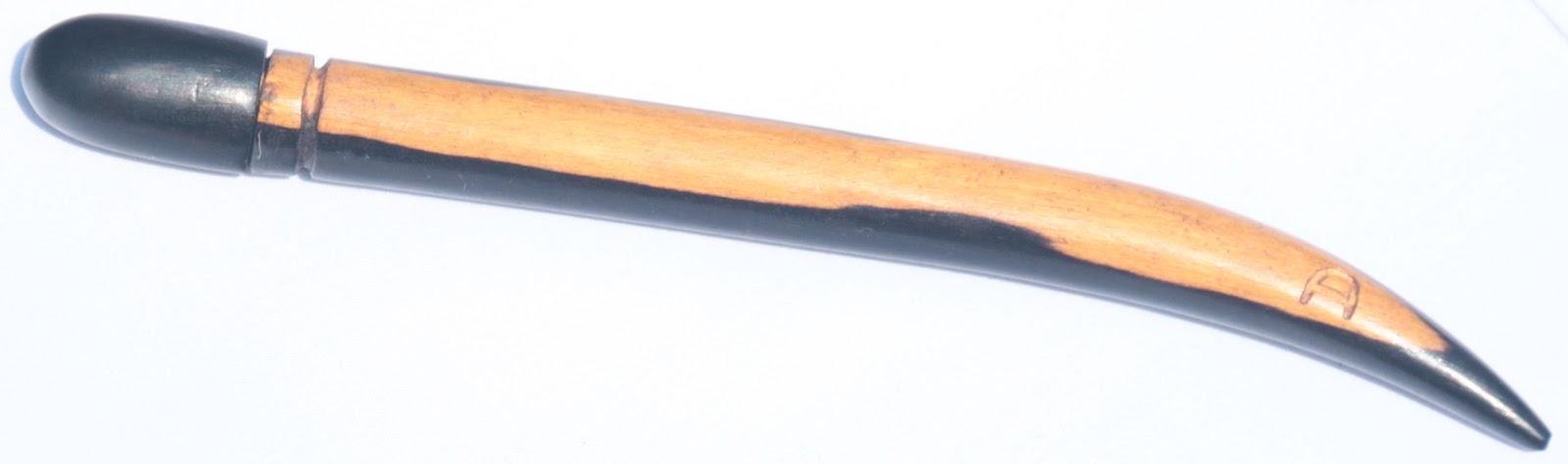 Malik Wood Pen