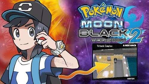 Pokemon Moon Black 2 NDS ROM - Pokemon Lovers