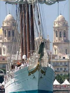 Cátedra de Cádiz y el Elcano