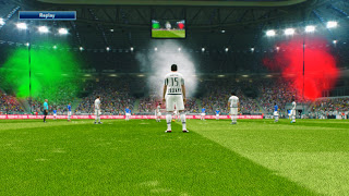 PES 2016 Smokebomb Pack unutk Stadium Club Italia