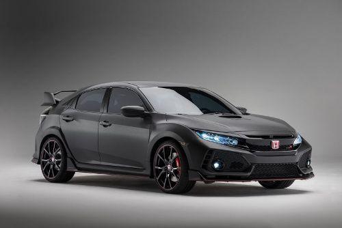 2018 Honda Civic Type R 0 60 Time