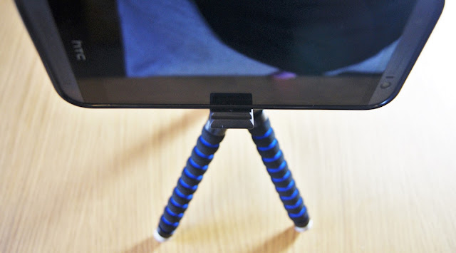Arkon Universal Smartphone Holder With Flexi Tripod