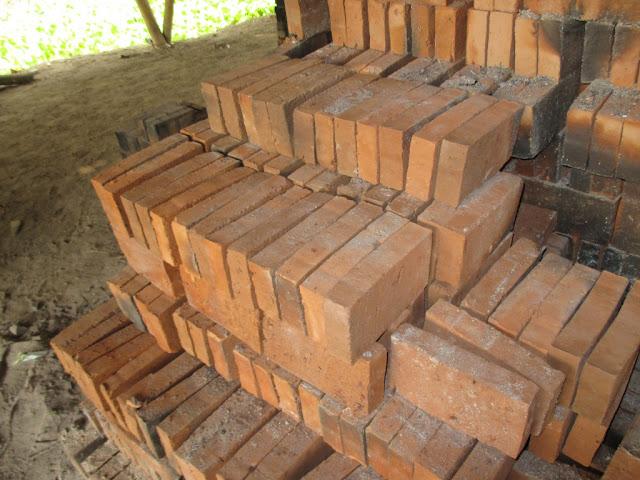 pabrik batu bata press