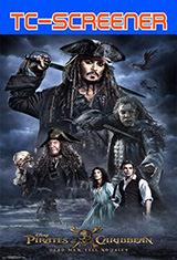 Piratas del Caribe: La venganza de Salazar (2017) TC-Screener HC