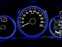 12 Types Indicators Car Type Instrument Panel Function