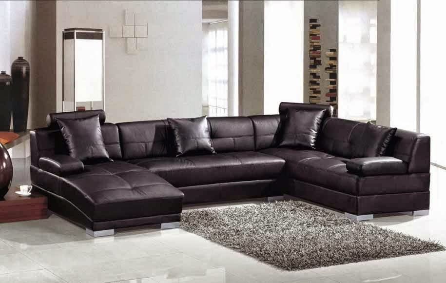 model sofa minimalist chic