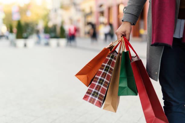 Shopping Status in English 2022