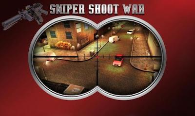 Sniper shoot war MOD (Unlimited Money) APK Download