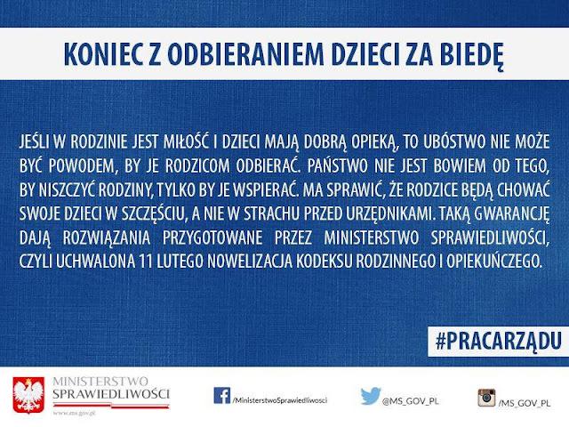 """Koniec z odbieranie dzieci za biedę, Fundacja """"Razem Lepiej"""", Dariusz Marek Gierej, Marek Szambelan"""