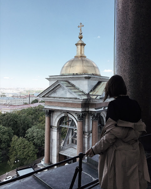 Travel Diary: St. Petersburg