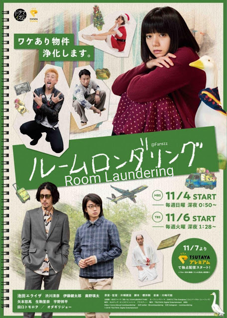 Room Laundering (2018)