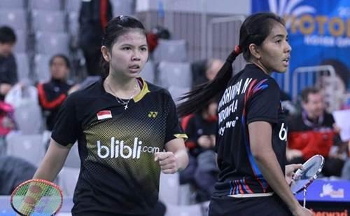 Schedule Ganda Putri Badminton Olimpiade 2016