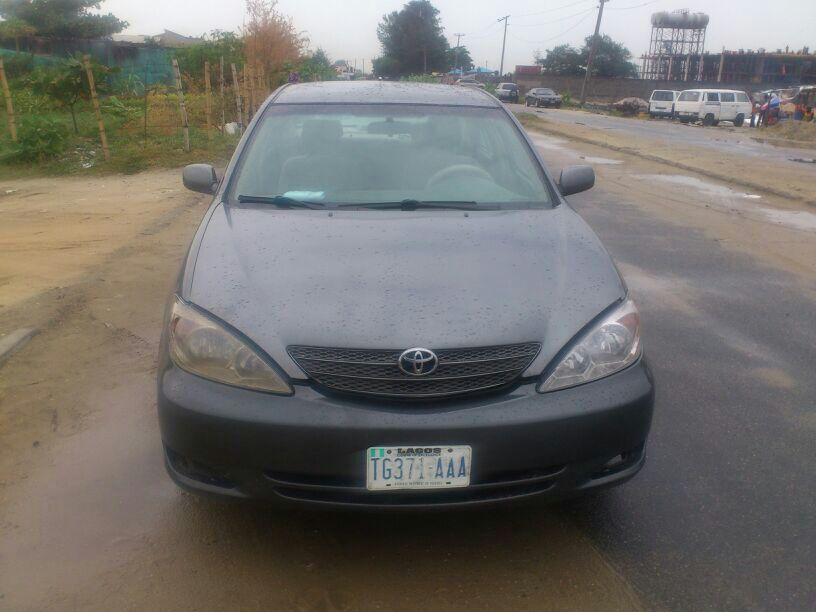 Very Clean Nigeria Use 2004 Toyota Camry For In Lagos Daddy