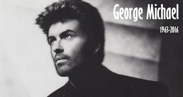 El cantante George Michael falleció en diciembre de 2016