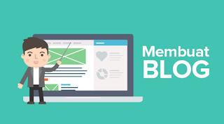 Membuat web/blog