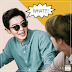 160314 Lotte Duty Free Facebook Update with Chanyeol