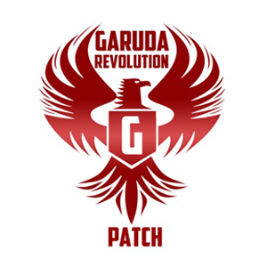 Garuda Soccer Patch 2016