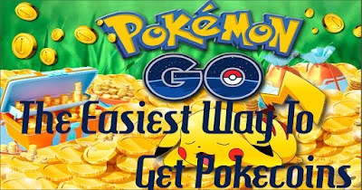 The Easiest Way to Get Pokecoins!