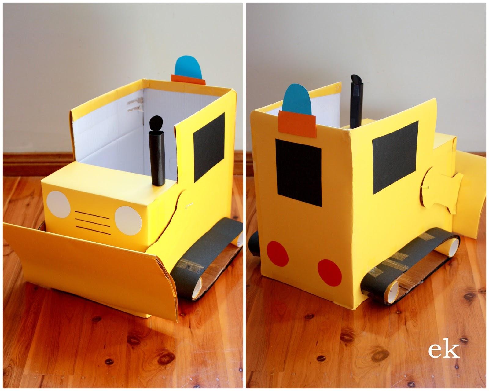15 Ideas Para Hacer Carros Con Cajas De Carton Para Ninos Y Ninas