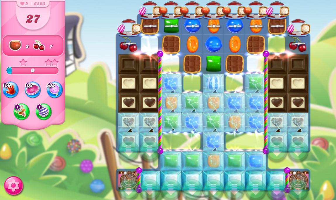 Candy Crush Saga level 6293