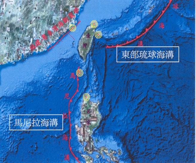 臺灣能源: 臺灣不易發生大海嘨