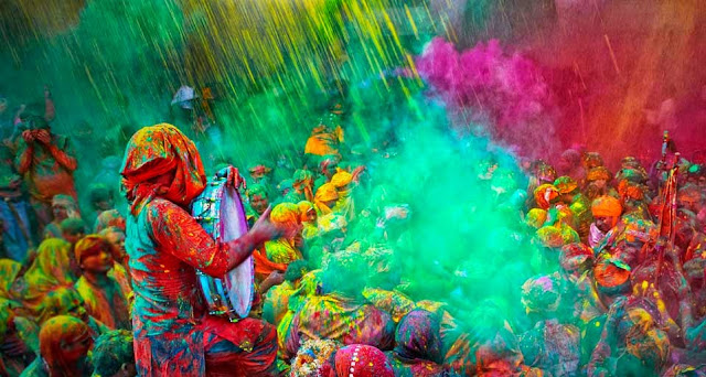 Holi Wallpaper for Whatsapp Download