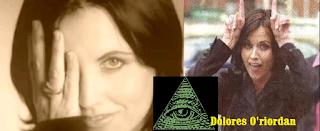 Muerte de Dolores O'riordan integrante de the Cranberries. MK ultra víctima de abuso sexual ritual  #Katecon2006