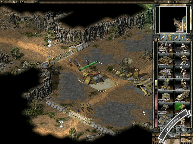 Command and Conquer Tiberian Sun Free PC Download, Cracked