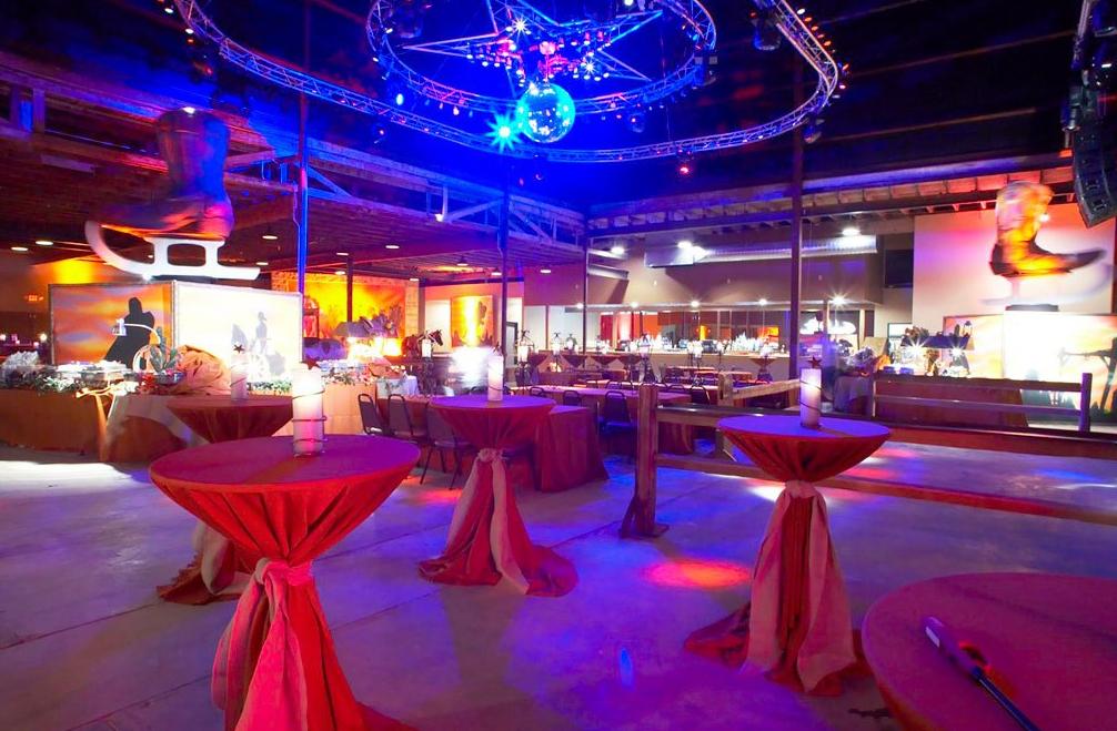 Gilleys Dallas Wedding Venue