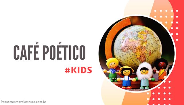 Café Poético (Kids): Ruth Rocha