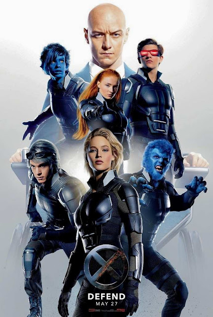 El futuro de las películas X-Men tras Apocalypse