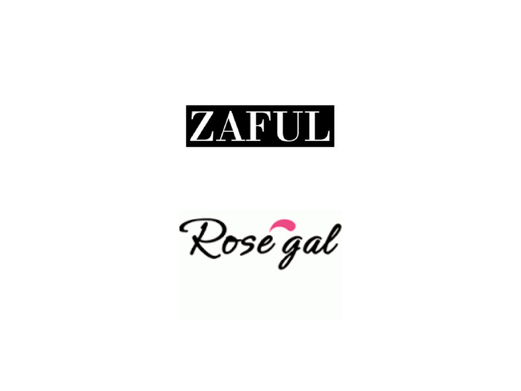 haul zaful&rosegal #1
