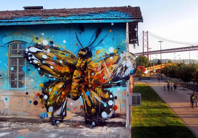 Artes Sustentáveis: Decoração Urbana O Gabriel Lucas - #OGL