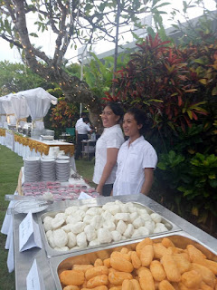 Catering Wedding Villa di Bali