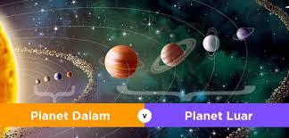 Ciri-Ciri Planet Luar