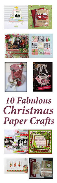 10 Fab Paper Projects for Christmas