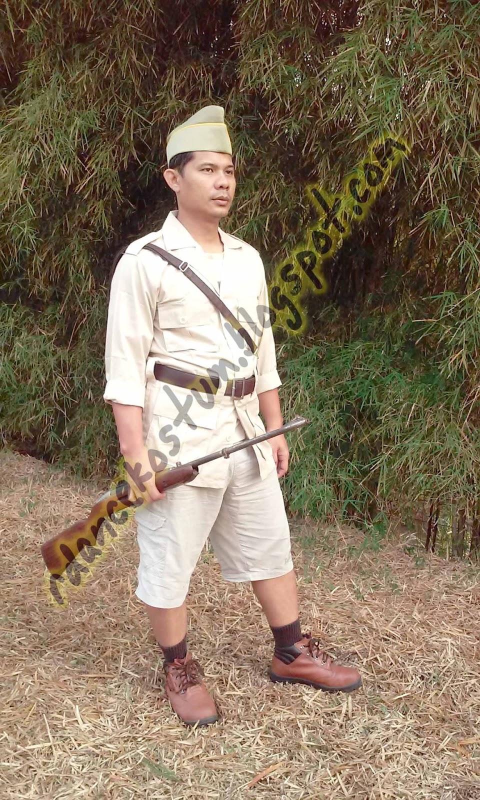 Sewa Kostum Bintaro Bsd Serpong Tentara Pejuang