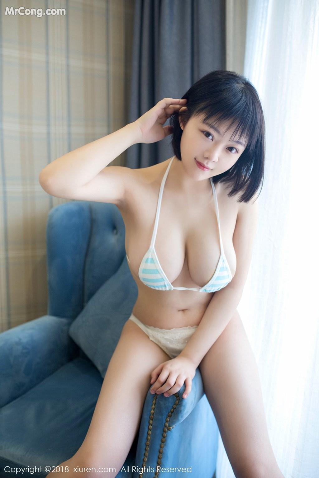 Image XIUREN-No.889-MrCong.com-008 in post XIUREN No.889: Người mẫu 赤间菀枫 (49 ảnh)