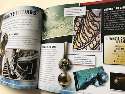 Discovering Titanic book review inside