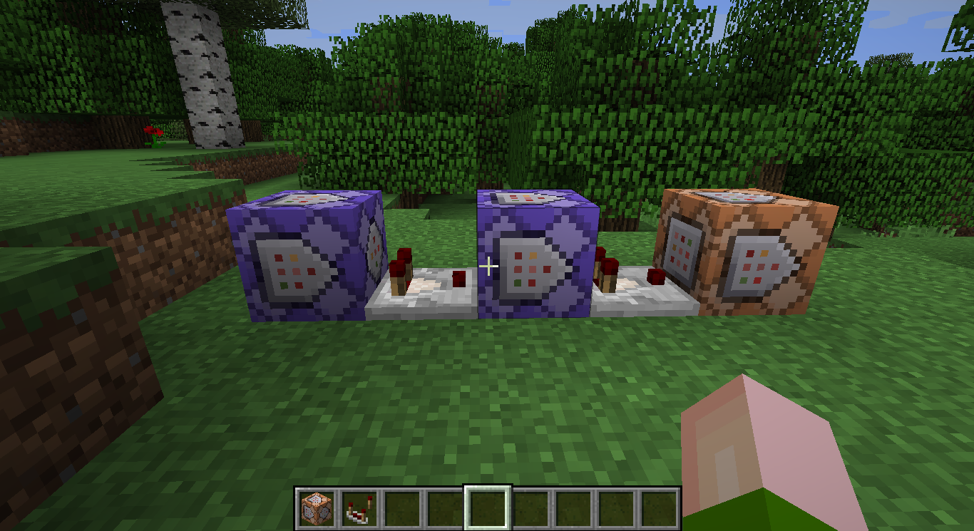 SAM Labs and Minecraft - Summon a Pig at the Push of a