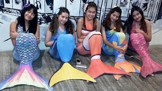 Foto-foto Pemain Mermaid In Love 2 Dunia SCTV