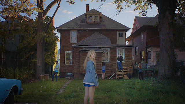 It Follows David Gordon Green