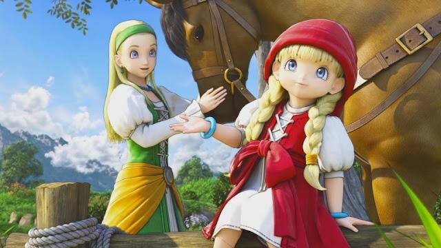 إنطلاقة قوية للعبة Dragon Quest XI بأسواق اليابان
