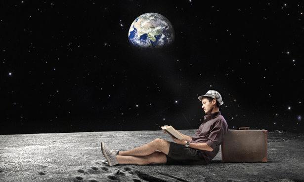 """اكتشاف آثار لـ """"أوكسيجين أرضي"""" على سطح القمر"""